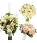 Pachete nunta trandafiri orhidee