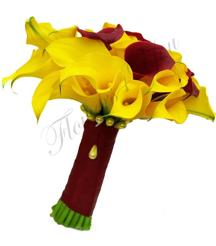 Buchete Mireasa La Pret Exceptional Flowers4you