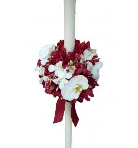 Lumanari nunta dendrobium phalaenopsis aranda