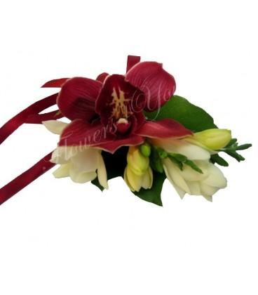 Bratari nunta frezii orhidee