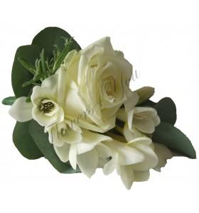Bratari nunta trandafiri frezii