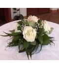 Aranjamente florale nunta trandafiri