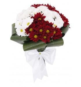 Buchet crizantema