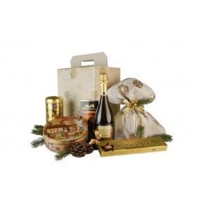 Cosuri cadouri Gold Christmas