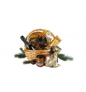 Click pe poza pentru marire! Cosuri cadouri Joyful Christmas Basket