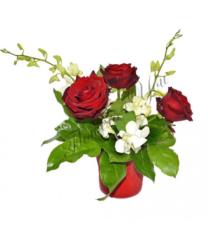 Aranjamente florale 1-8 martie